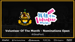 Nominations now open to find Southport FC's Volunteer of the Month