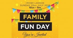 Crosby Lakeside Family Fun Day