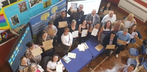 Sefton's Community Learning Service celebrate learners and staff!