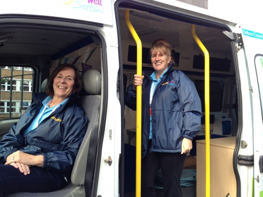 Smokefree Sefton Gets in Gear