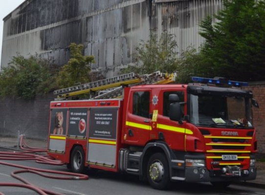 Council work with partner agencies to tackle waste fires