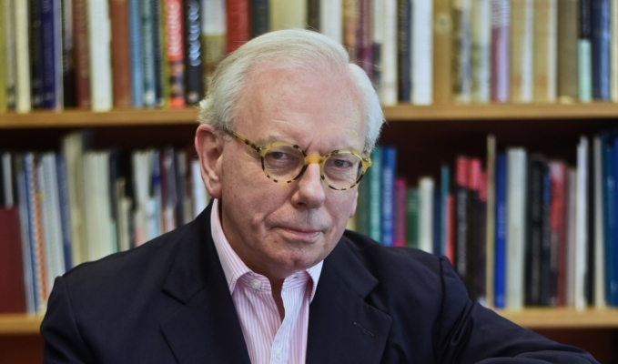 David Starkey -Henry VIII :The First Brexiteer at The Atkinson