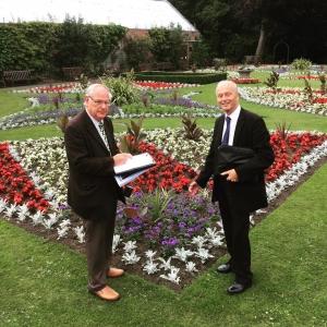 Sefton blooms as NWiB judges heap praise on borough