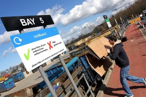 Recycling centres switch to winter hours