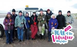 Volunteer fever hits Sefton!