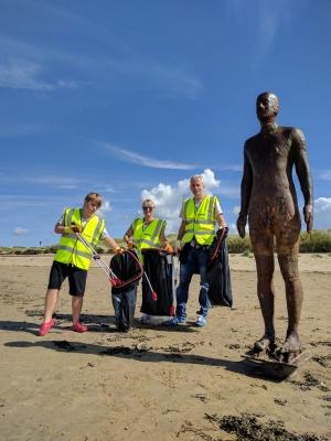 Sensational summer for Coast volunteers