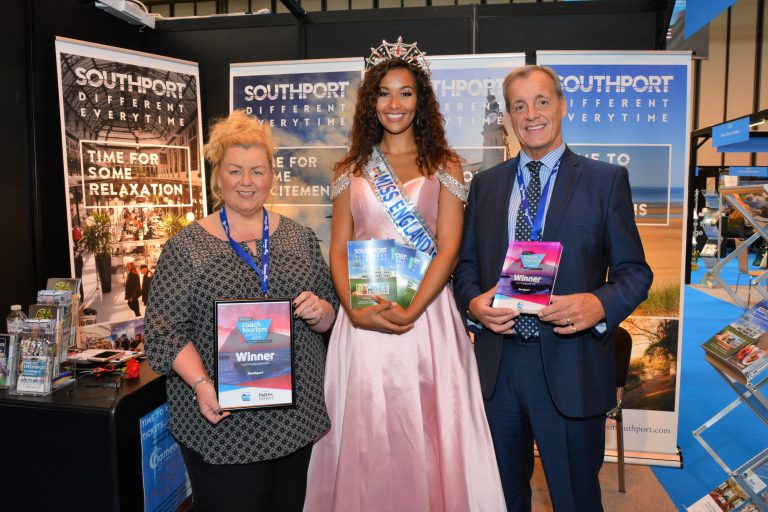 Sefton CouncilÂ's Tourism Team has been recognised after Southport was named the UKÂ's most coach-friendly destination at the British Coach Tourism Awards 2017.        The town saw off stiff competition from Beverley, Bournemouth, Plymouth, Poole and Wells to win the award for Â'Coach Friendly...