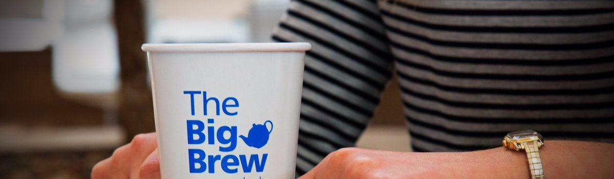 Come together for a cuppa and support mental health