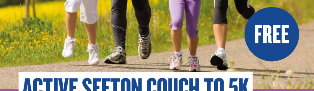 Active Sefton's Couch to 5k Community Programme