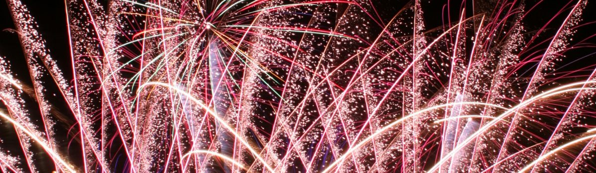 Fireworks spectacular to light up the skies