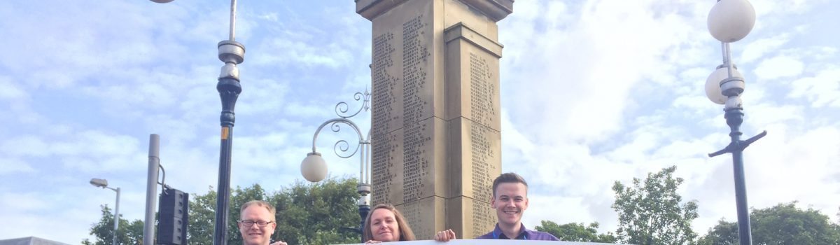Heritage Lottery boost for Sefton War Memorial Project