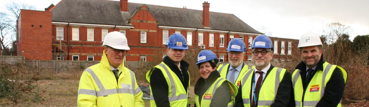 Work starts on new £20 million Southport Hospital