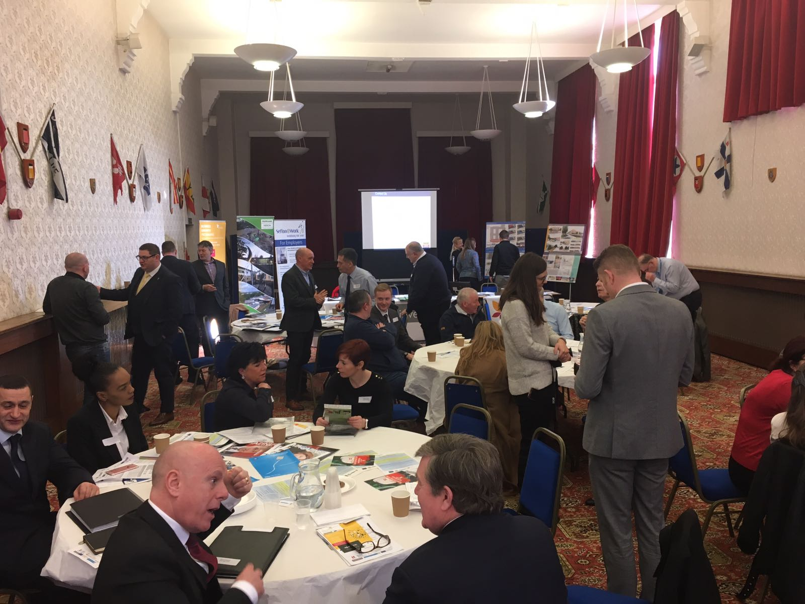 More than 50 delegates from businesses across Sefton attended a Â'Meet the BuyerÂ' event organised by InvestSeftonÂ's Business Growth Programme team.        The aim of the event was to give companies across the borough, particularly smaller contractors and suppliers, the chance to learn about a...