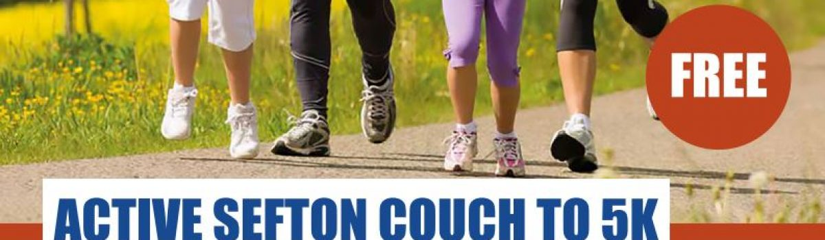 Couch to 5k launching in Southport