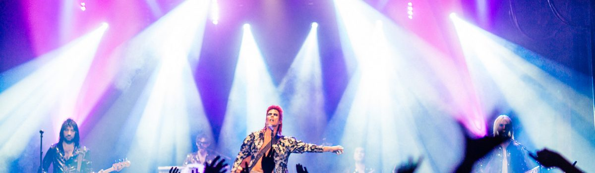 Celebrate fifty years of Bowie with brand new stage show