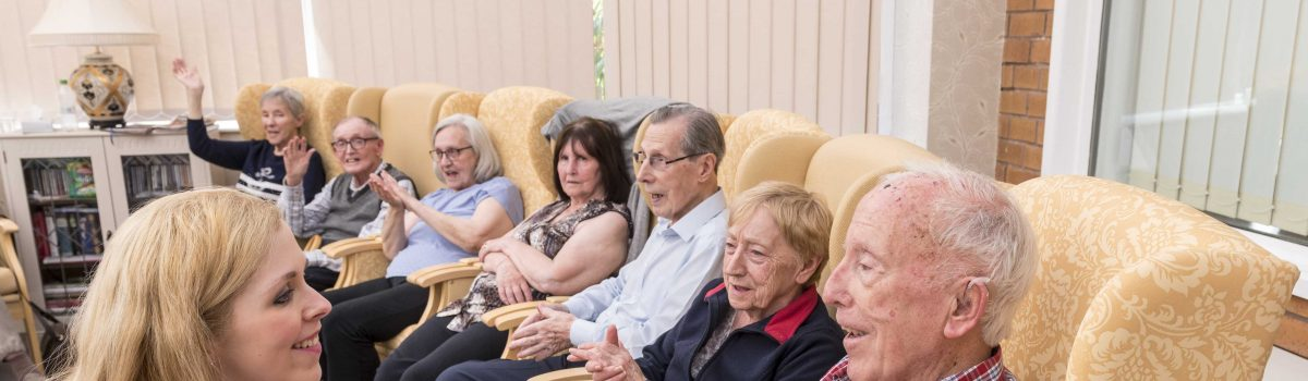 Day Centre puts the spotlight on dementia