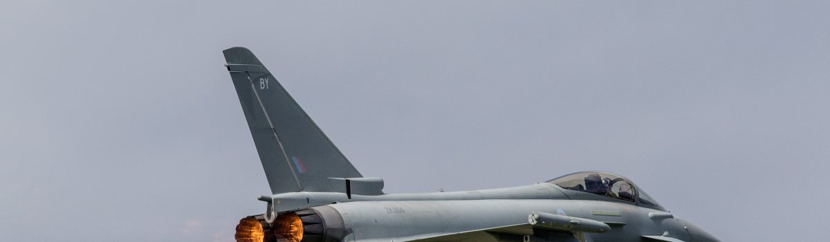 Typhoon confirmed for 2018 Southport Air Show