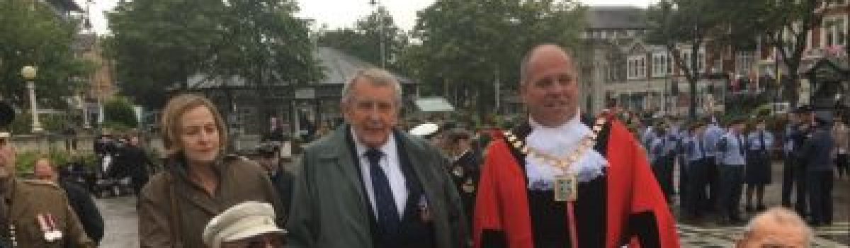 Sefton honours service personnel on Armed Forces Day
