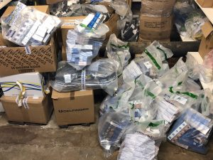 Counterfeit cigarettes worth more than £40,000 have been seized following a raid by Sefton CouncilÂ's Trading Standards team and Merseyside Police.        Officers acted on information from the public which identified a residential premise in Southport Town Centre being used to store illicit tobacco...