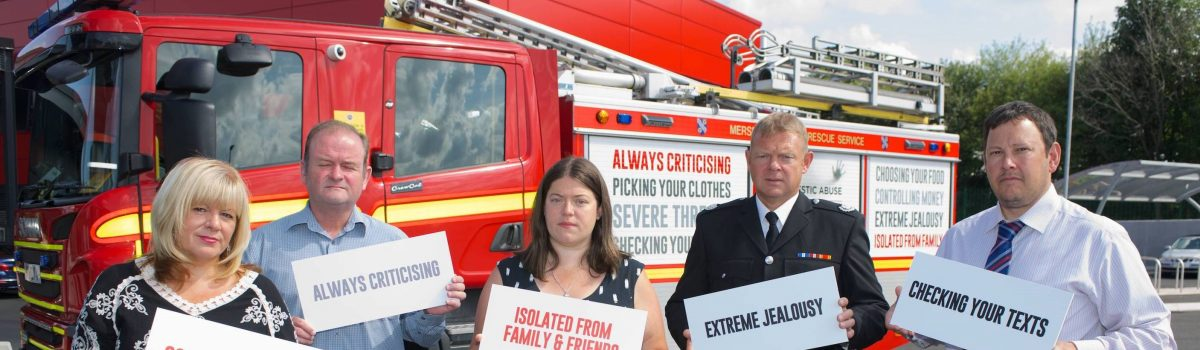 Sefton joins campaign to Escape The Control of Domestic Abuse