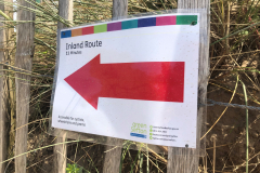 Crosby-alternative-route-signage