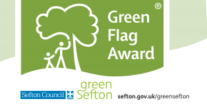 Sefton's green spaces receive the prestigious Green Flag Award