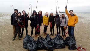 Friends of Sefton Coast celebrate bumper Year Of The Volunteer campaign
