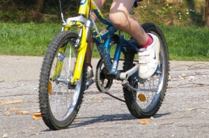 Is it time to ditch those stabilisers?