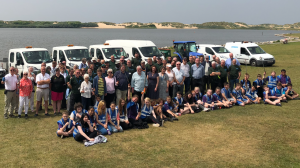 Hundreds of volunteers help launch Green Sefton