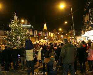 Crosby's Festive Switch On: All You Need To Know