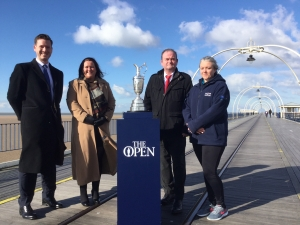 Local Projects to benefit from £100k following the 146th Open
