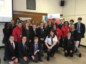 Children from Sefton get involved in anti-bullying awareness workshops