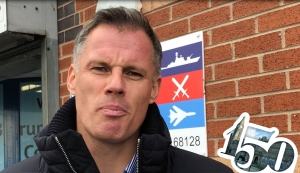 Carragher and co wish Bootle a big Happy Birthday!