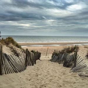 Image of Formby beach