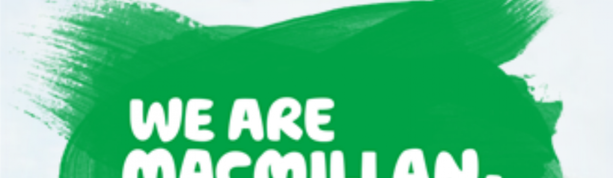 Walk a mile in your shoes for MacMillan