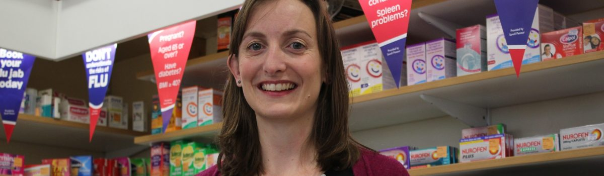 Health experts encourage residents to talk to their pharmacists