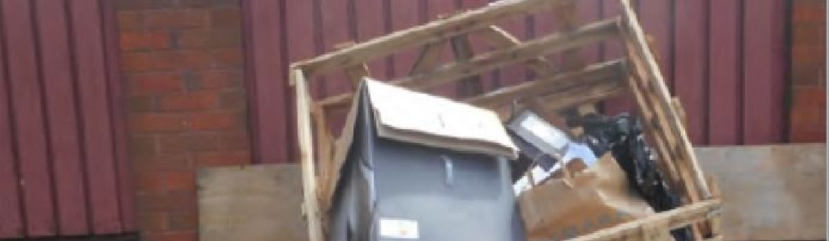 Who's In Court: Woman hit with £860 fine for dumping waste