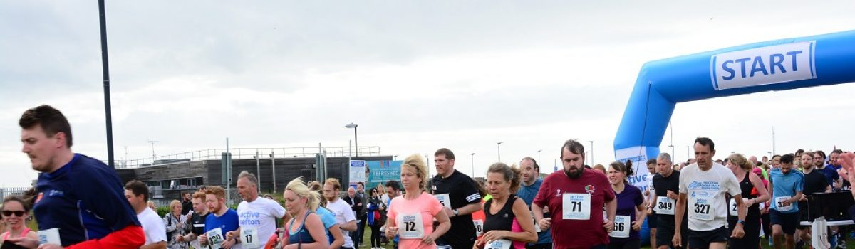 5K challenge returns to Crosby Lakeside thanks to Active Sefton