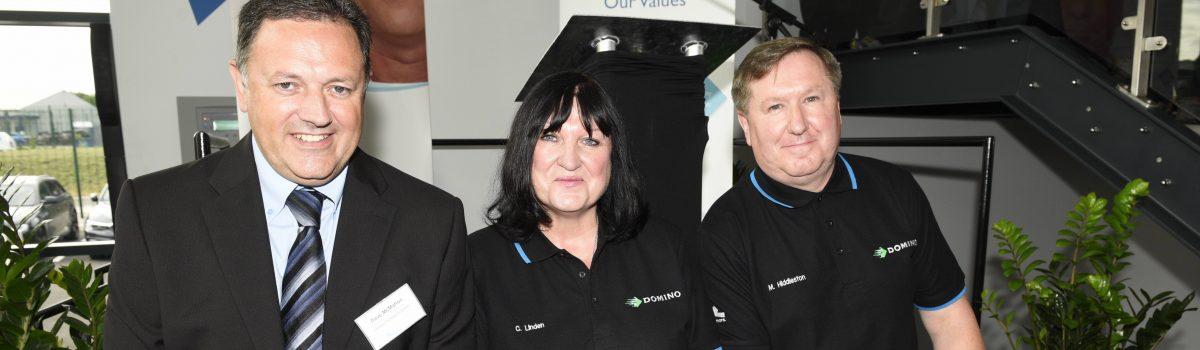 Global printing firm Domino sets up shop in MySefton