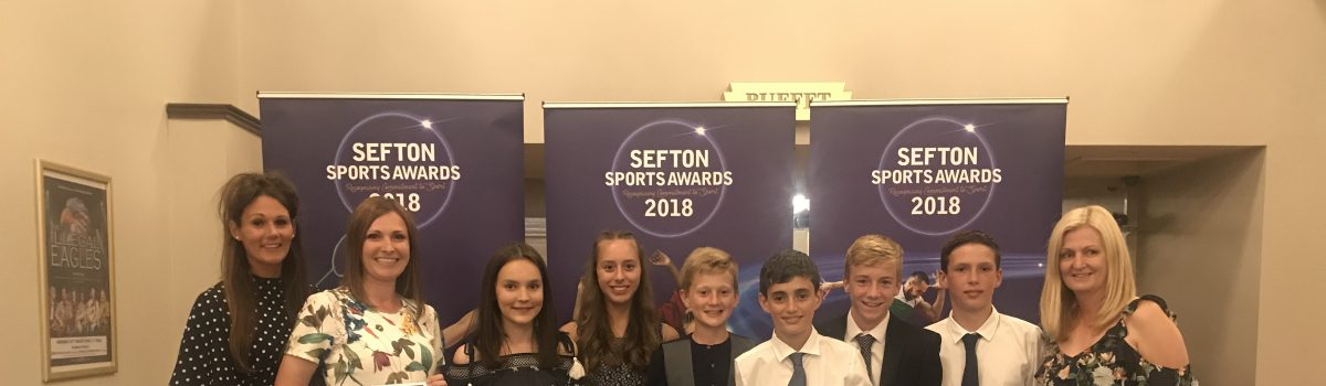 Sefton Sports Awards 2018