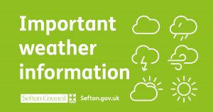 Important weather information