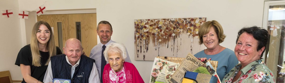 Sefton care home puts spotlight on making memories