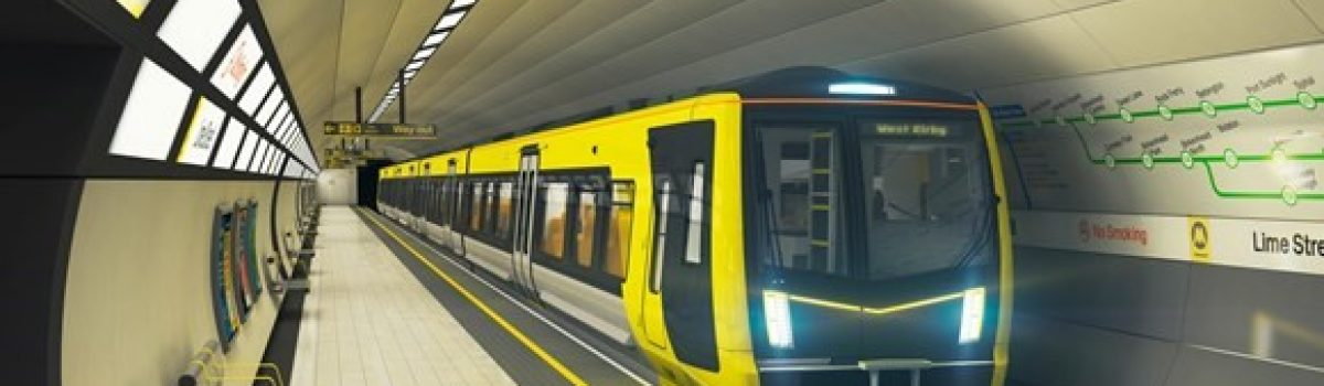 Platform Upgrade Work: Merseyrail getting ready for 2020