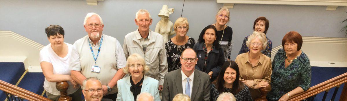 Sefton named global age friendly community