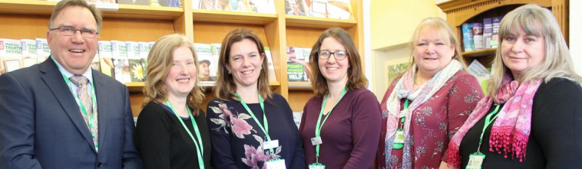 Macmillan event to focus on wellbeing