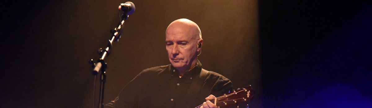 Midge Ure brings his new tour to The Atkinson