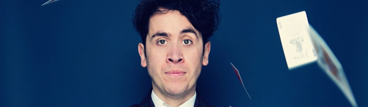 Pete Firman brings magic touch to the Atkinson