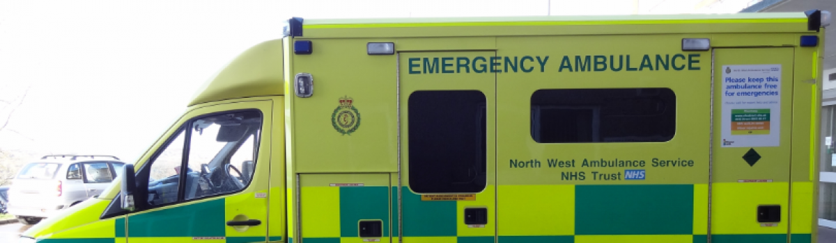 Outstanding paramedic work helps NWAS Trust achieve Good rating