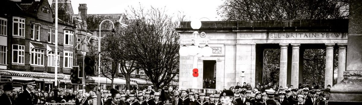 #SeftonRemembers in Pictures: How Sefton marked 100 years since WW1