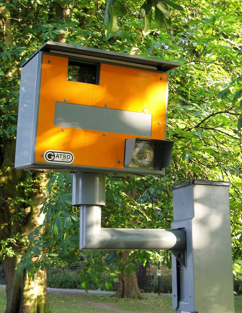 New cameras given the go ahead to detect 'Speed on Green